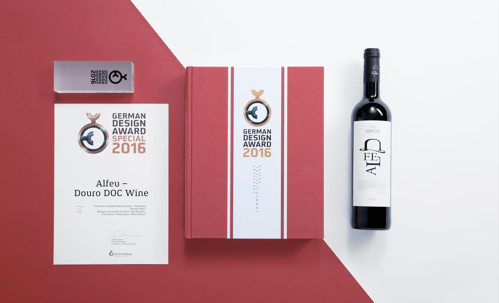 M&A Creative Agency premiada na Alemanha com Special Mention