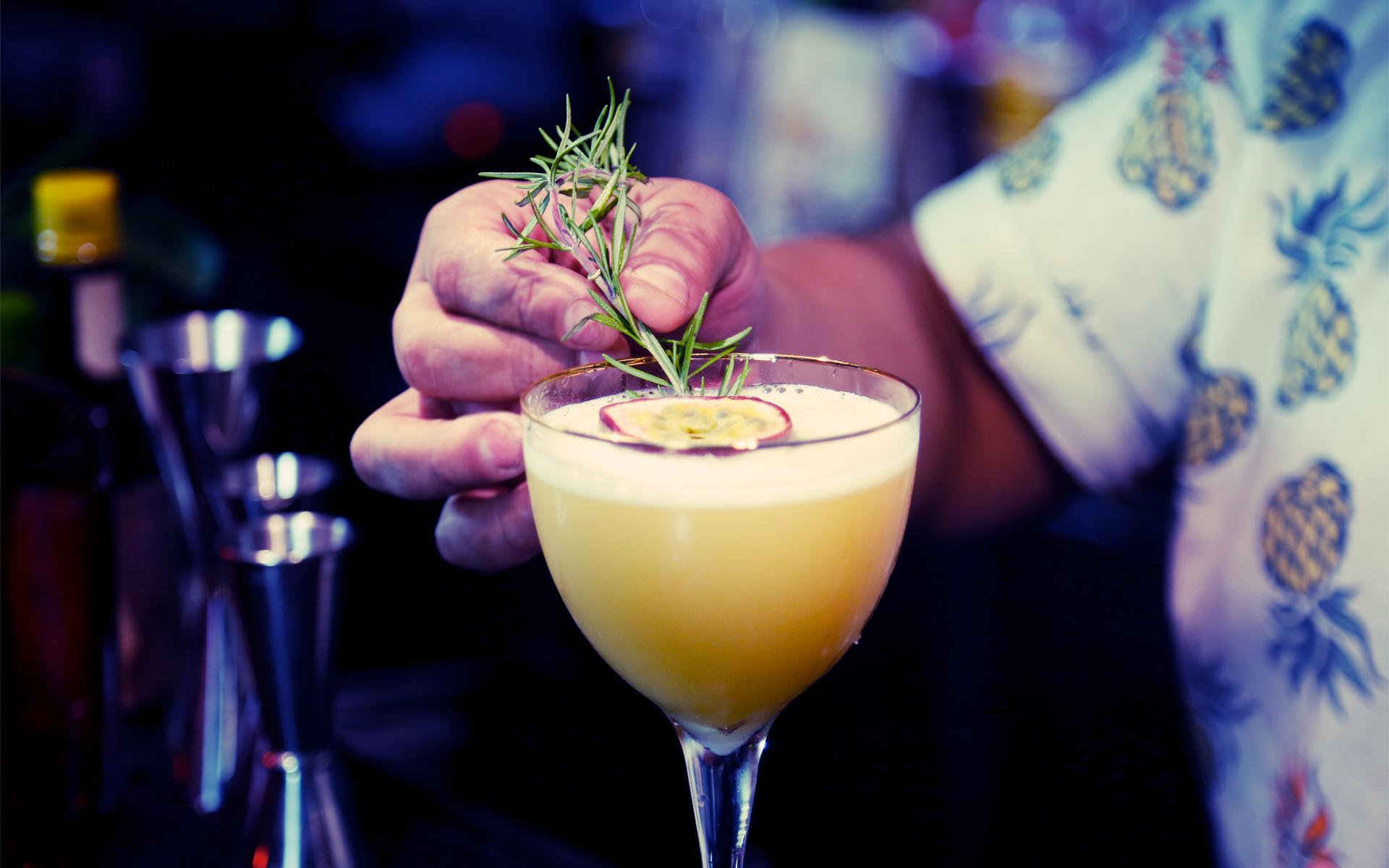 Fotografia de Cocktails
