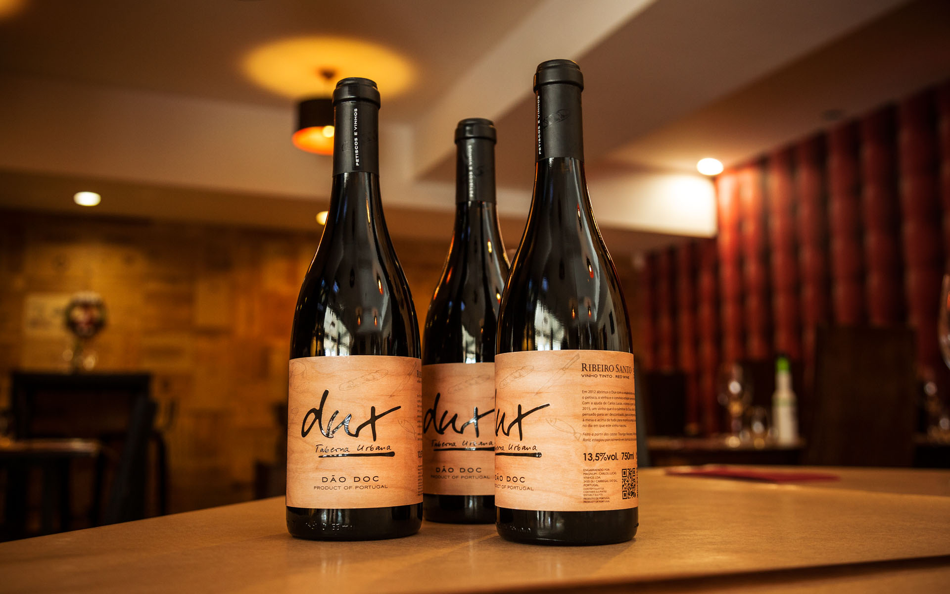 Vinho Dux equilibra sabores típicos da mesa portuguesa
