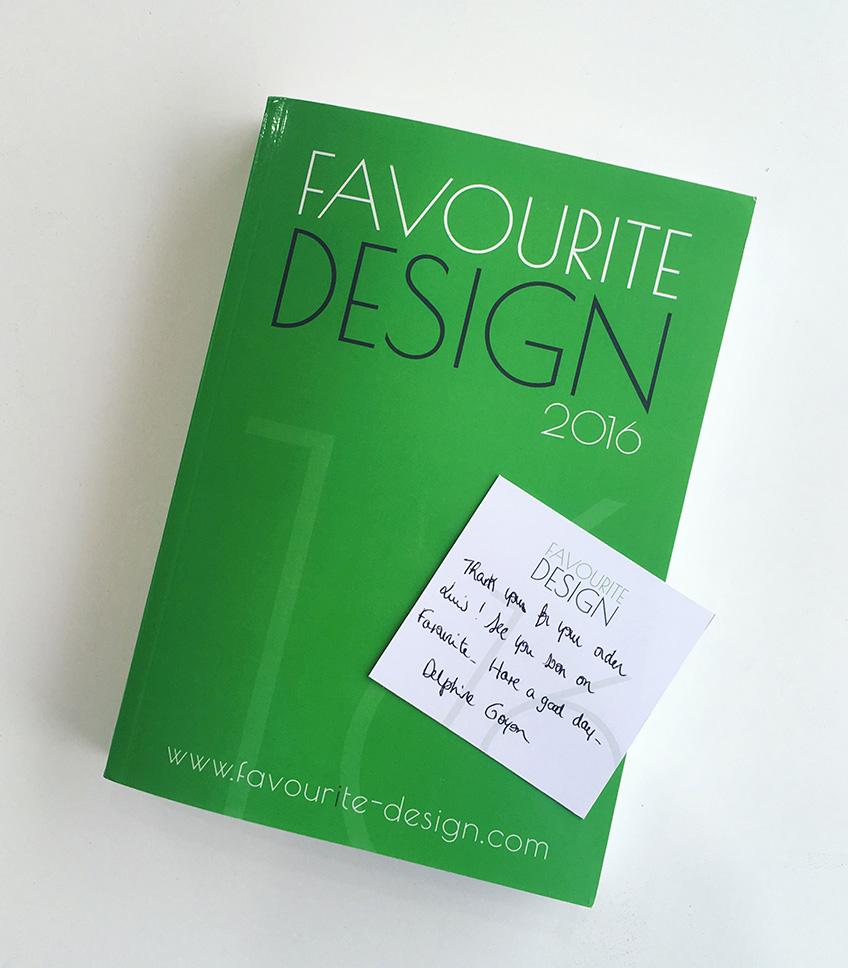 M&A Creative Agency conta 7 projetos dos 365, na edição do ano 2016 do Livro Favourite Design
