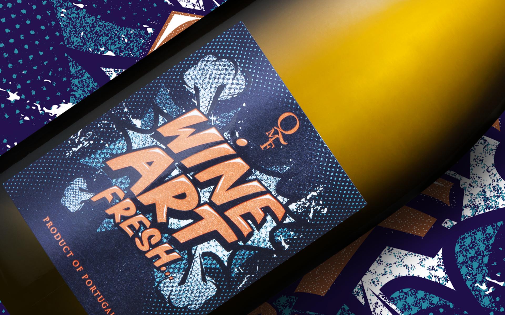 <div>Wine Art Fresh... Explosão de frescura</div>