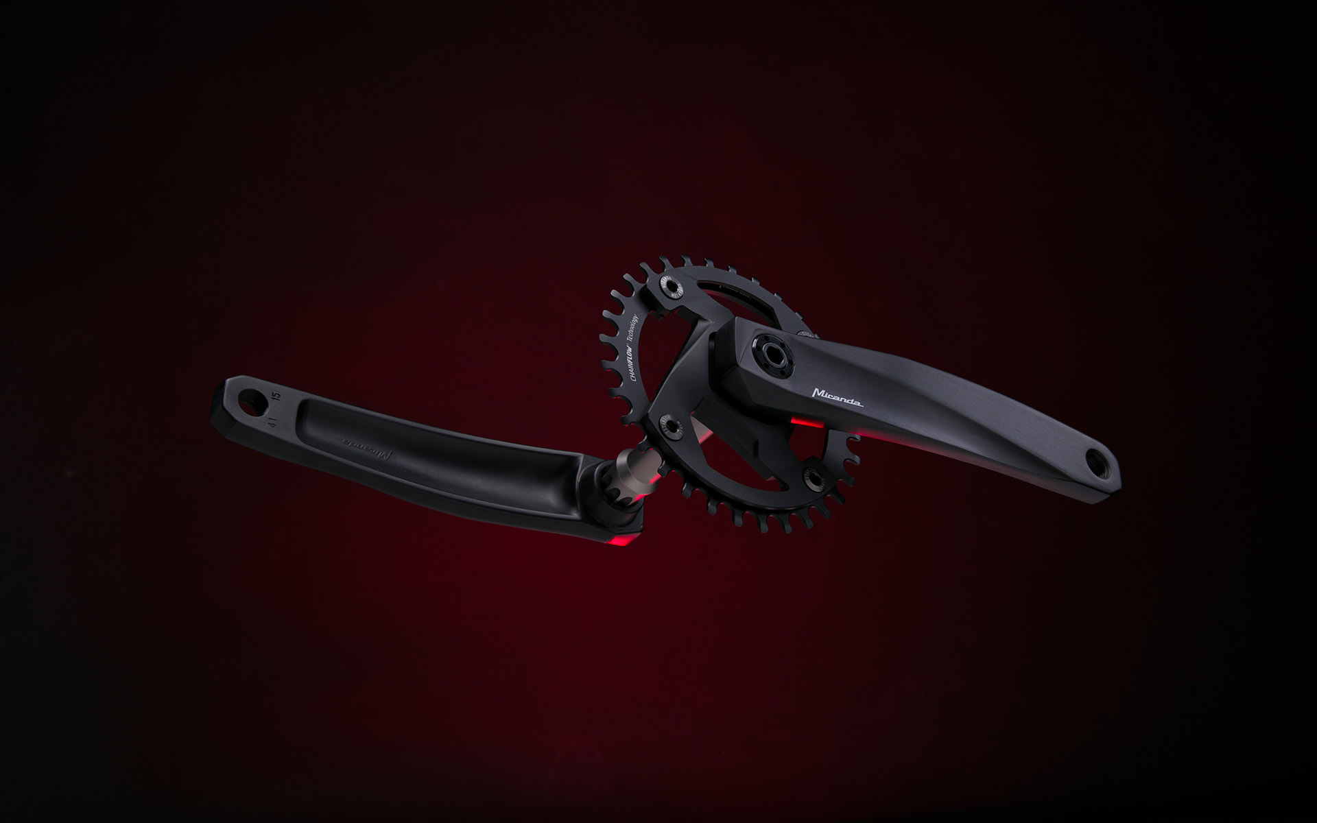 <p>3D modeling and exclusive packaging for the first true modular bicycle crankset</p>