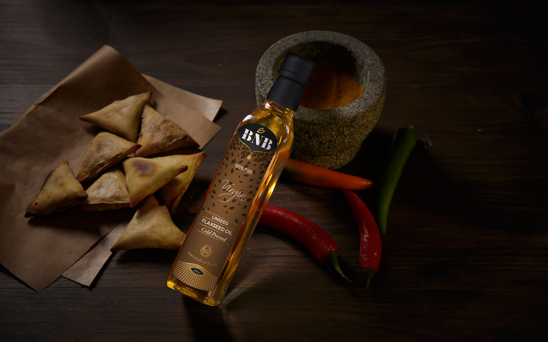 A NEW IMAGE FOR the INDIAN sesame OIL