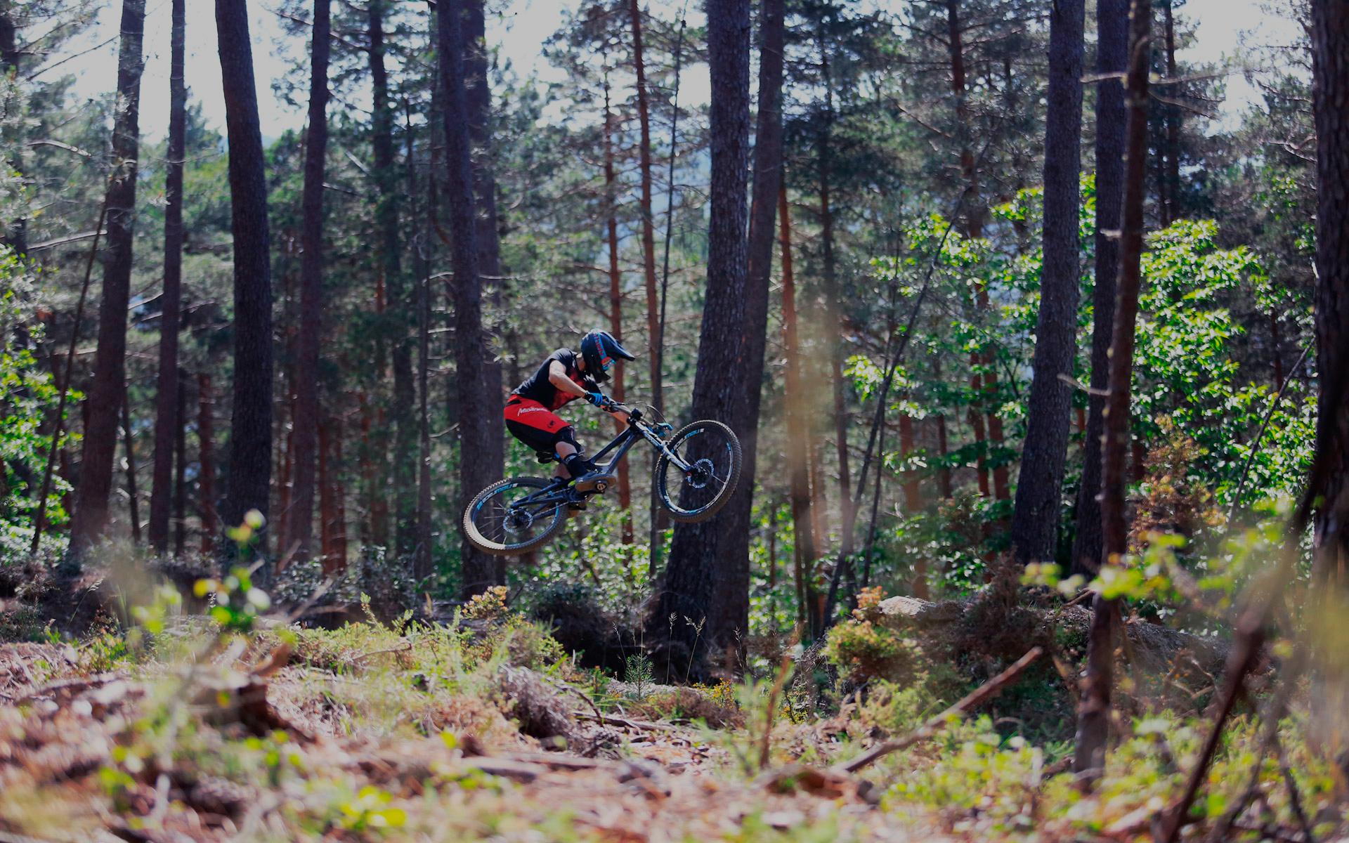 Pura adrenalina by Miranda Bike Parts